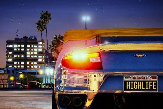 Grand Theft Auto V estará disponible para PlayStation 4