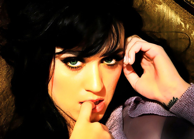 El Concreto; Katy Perry
