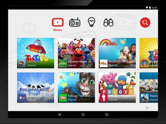 YouTube Kids llega a Android