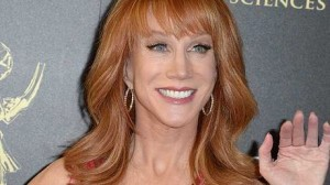 Kathy Griffin sale de Fashion Police