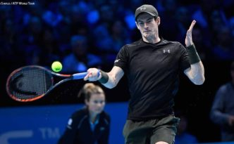 Andy Murray derrota a Nishikori
