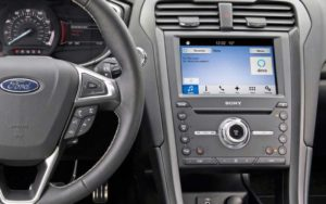 Ford cambia sus antiguos GPS